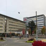 Omega Hauptgebäude