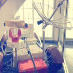 Lunar Rover im Omega Museum