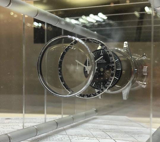 Omega Speedmaster parts